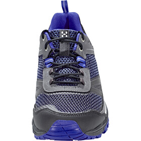 Haglöfs Gram Trail Shoes Herr magnetite/cobalt blue